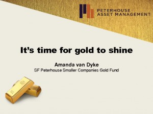 thumbnail of UK Investor Show Gold Presentation