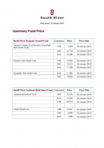 thumbnail of SR Guernsey Fund Prices Jan 19