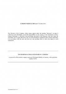 thumbnail of SCHEME PARTICULARS South River Global Investors PCC Limited