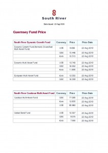 thumbnail of SR Guernsey Fund Prices Aug 27