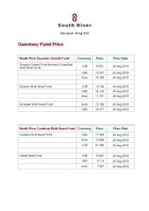 thumbnail of SR Guernsey Fund Prices Aug 29