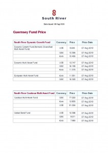 thumbnail of SR Guernsey Fund Prices Aug 8